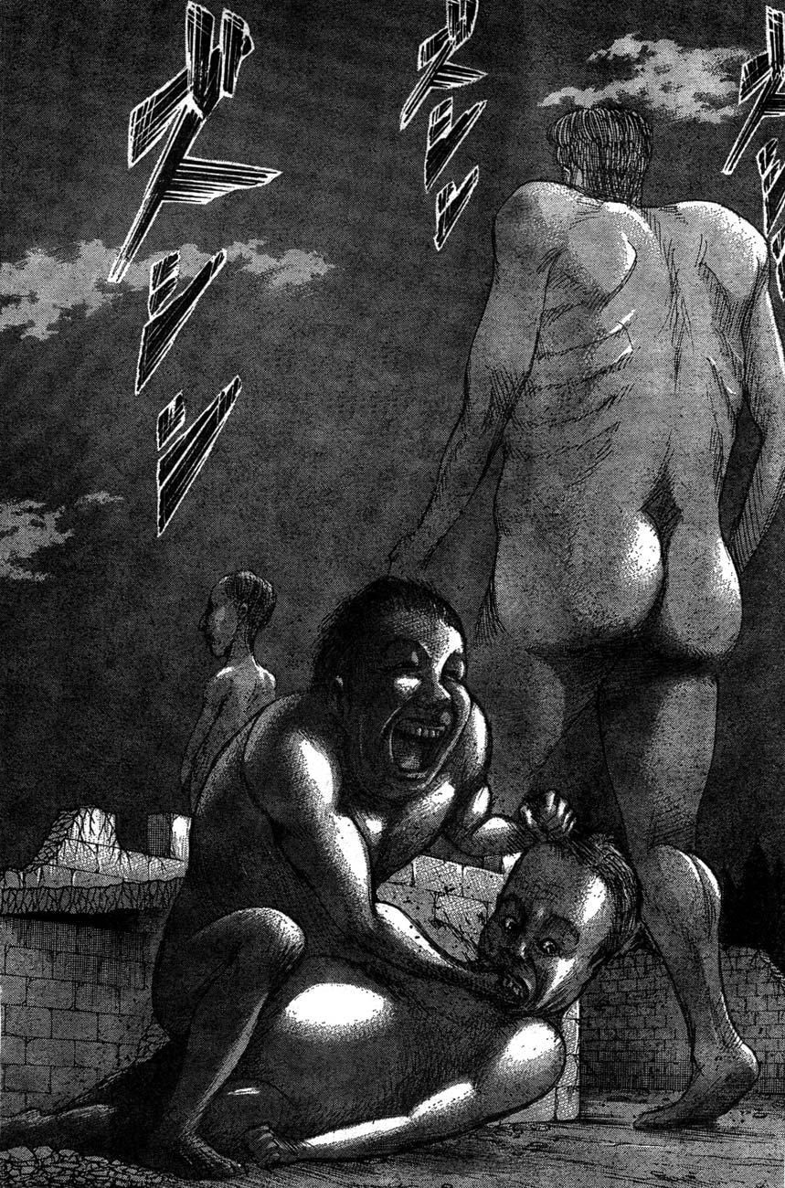 Attack on Titan chap 39 Trang 2