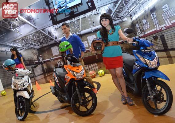Spesifkasi dan Harga Honda New Beat