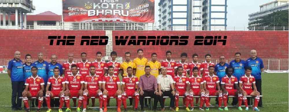 Blog Penyokong The Red Warriors