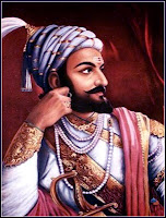 Shivaji, founder of the Maratha Empire
