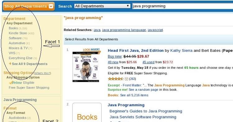 Amazon CloudSearch vs. Solr Cloud - Search Technologies