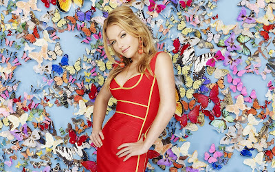 Becki Newton, Look Beautiful.