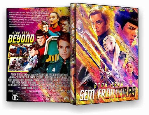 Star Trek: Sem Fronteiras (2016) Torrent – BluRay 720p   1080p Dual Áudio 5.1