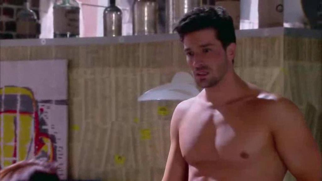 Chatwin shirtless justin