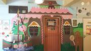 Η είσοδος της βιβλιοθήκης του σχολείου μας!!!