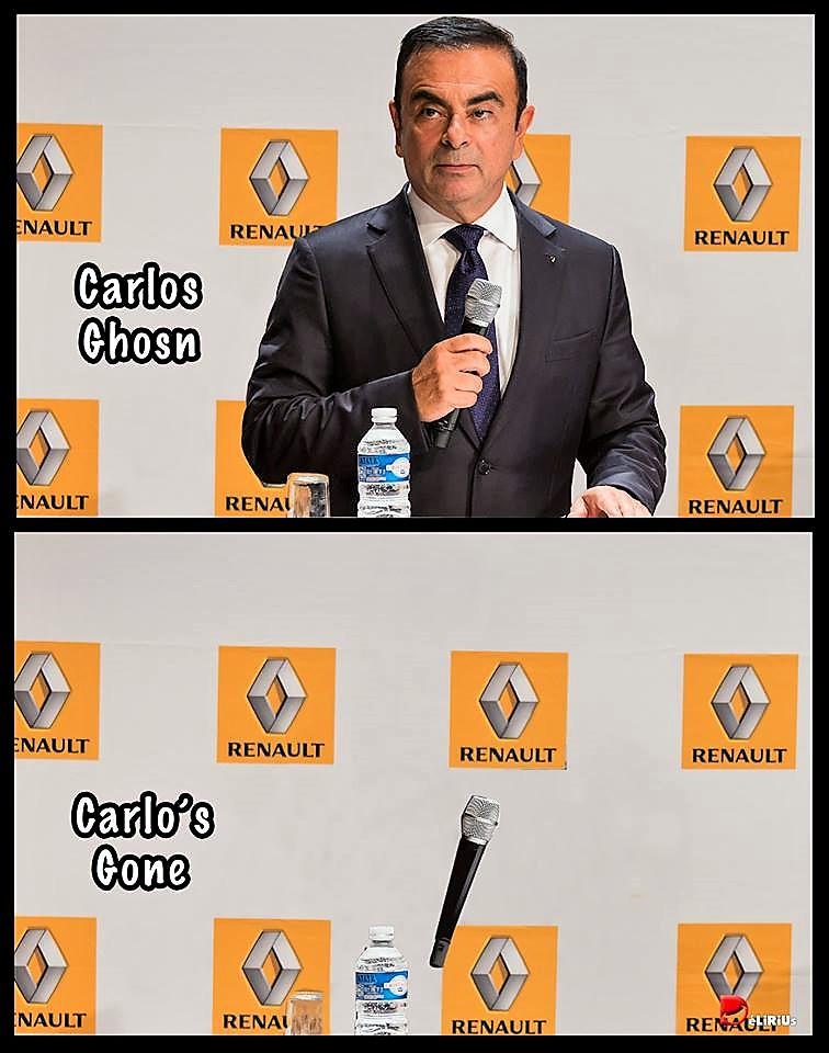 Carlos' Gone