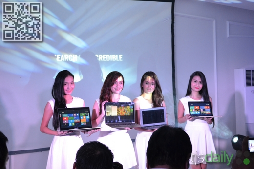 new asus windows 8 products