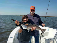 Biggest Seatrout 2016