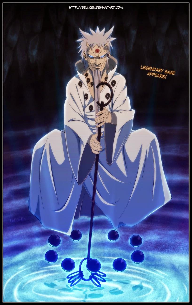 Naruto chap 680 Trang 20