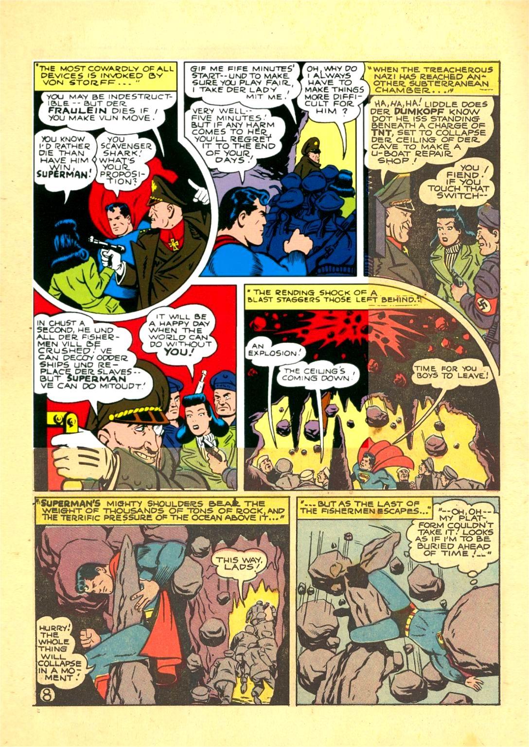 Action Comics (1938) 62 Page 9