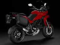 2013 Ducati Multistrada 1200S Touring Gambar Motor 1