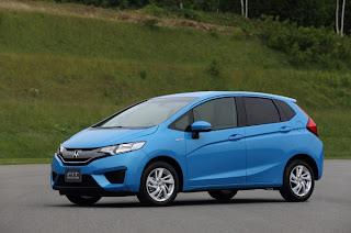 Honda Jazz 2014 Hybrid