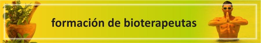 Formación de Bioterapeutas