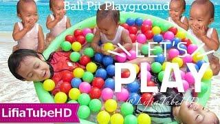 Ball Pit Playground Bestway Rainbow Pool