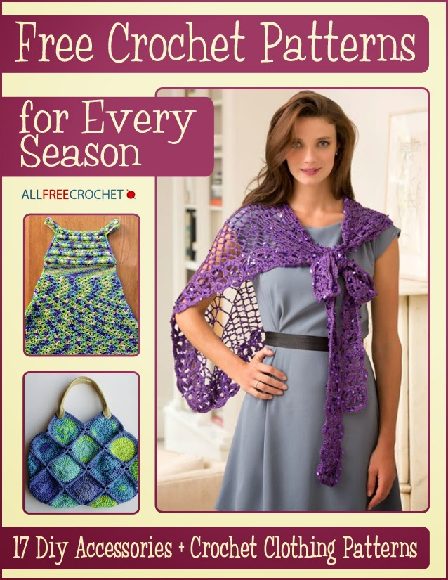 My Hobby Is Crochet: Free eBook with Crochet Patterns for All Seasons