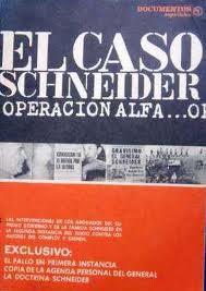 El Caso Schneider