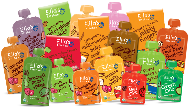 Organic Baby Food Ella S Kitchen The Naptime Reviewer