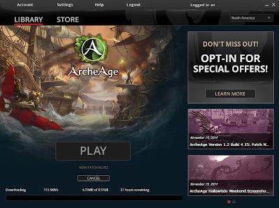 ArcheAge - Client Download