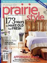 Romantic Prairie Style Magazine