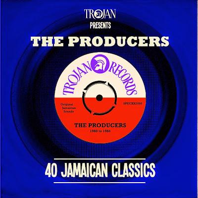 TROJAN PRESENTS THE PRODUCERS - 40 Jamaican Classics