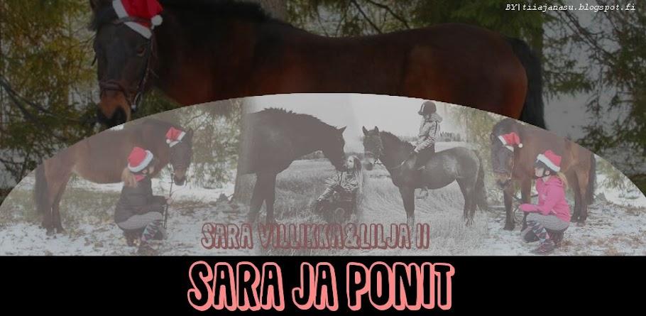 Sara ja Ponit