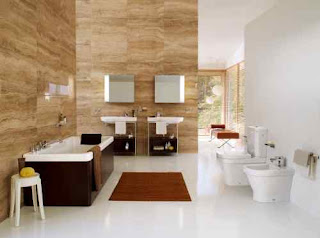 bathtub bathroom design modern minimalist interior ideas tile furniture bad baignoire banera de diseno badekar banyera disenyo
