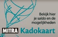 Geef een Mitra Kadokaart cado!