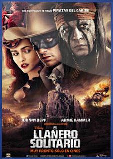 El llanero solitario | DVDRip Latino HD Mega