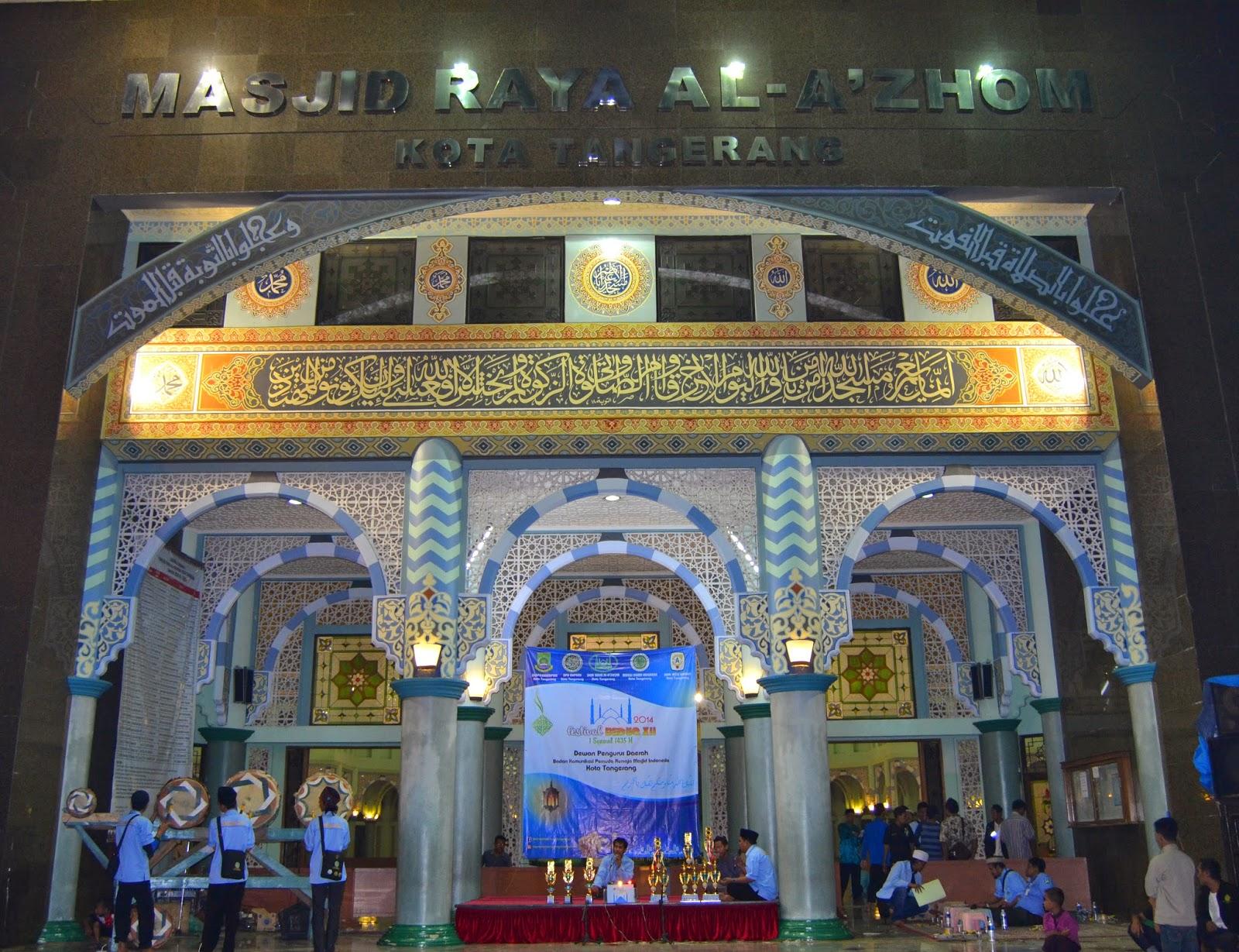 Festival Bedug BKPRMI Kota Tangerang