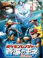 Pokemon Và Hoàng Tử Biển Cả Manaphy