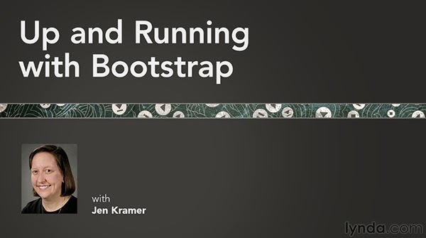 Lynda – Up and Running with Bootstrap