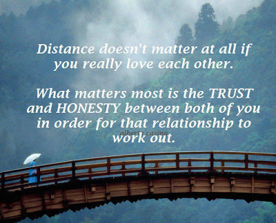 trust and honesty in a relationship quotes