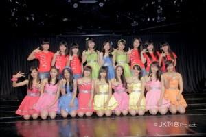 Ketua Tim KIII Diumumkan Saat Konser JKT48