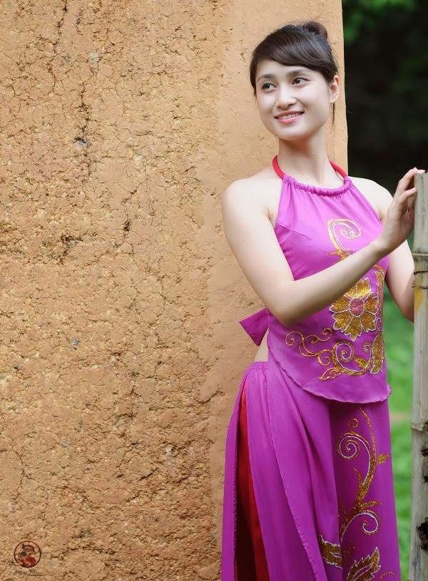 Người con gái Thái