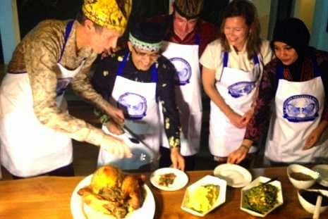 Perayaan Thanksgiving Kedubes AS di Banyuwangi.