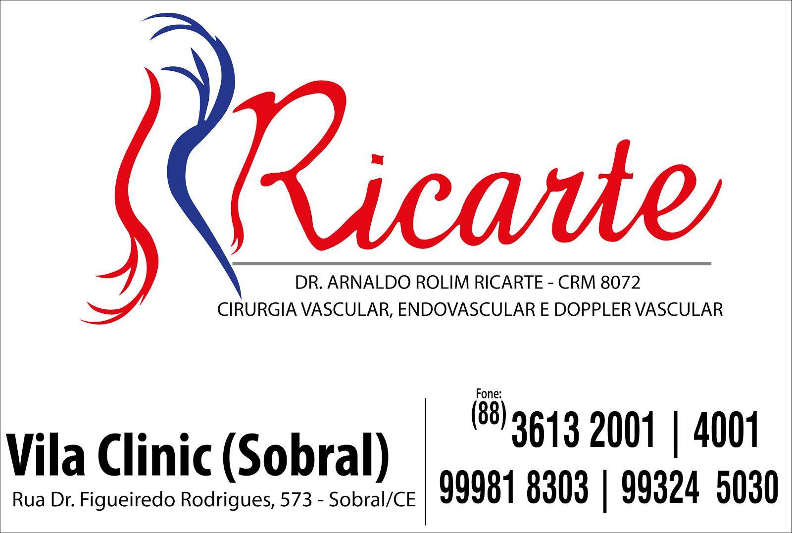 Dr. ARNALDO ROLIM RICARTE