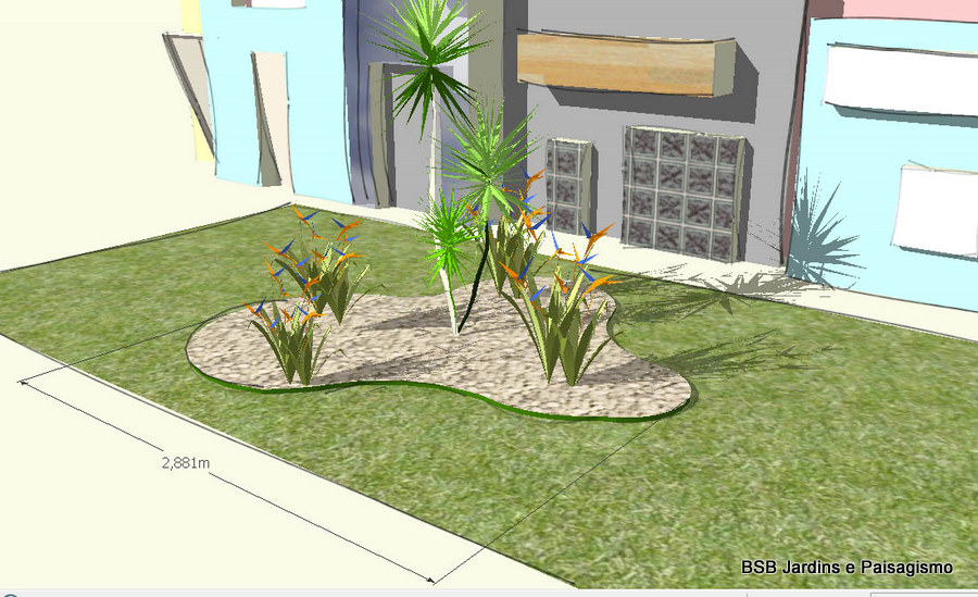 Ateliê Jardim Arte e Paisagismo Quanto custa um jardim?