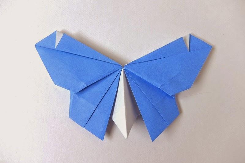 折り 折り紙:蝶々 折り紙-mahhonn.blogspot.com