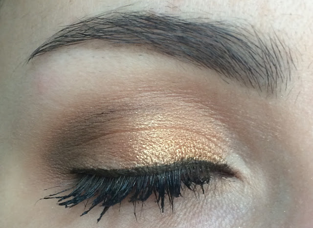 Lorac Unzipped Gold Tutorial With Unleashed, Unwind and Undressed. Bronze, Gold Look