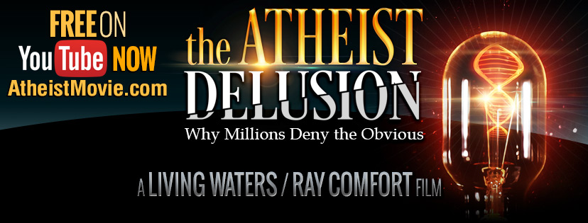 Recommended Viewing - The Athiest Delusion. Click to watch for free!
