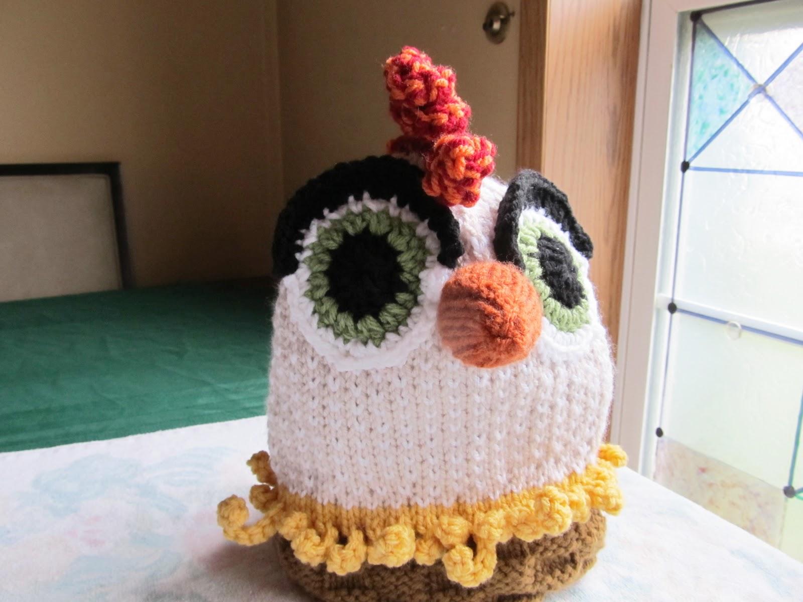 SmoothFox Crochet and Knit: SmoothFox - Chicken, Owl or DoDo Bird ...