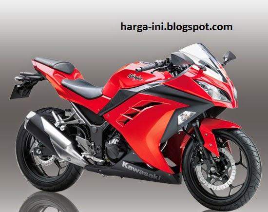 Harga Ninja 250 Di Dealer Resmi Kawasaki Motor Indonesia