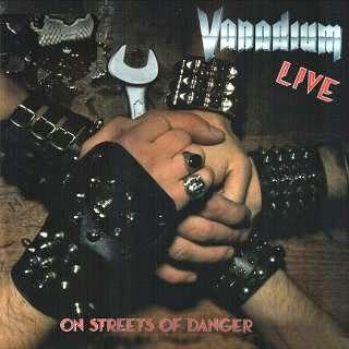 Vanadium - Metal Rock - A Race With The Devil