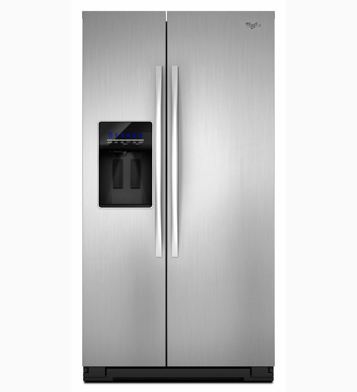 Whirlpool Refrigerator Brand Gsf26c4exs Side By Side