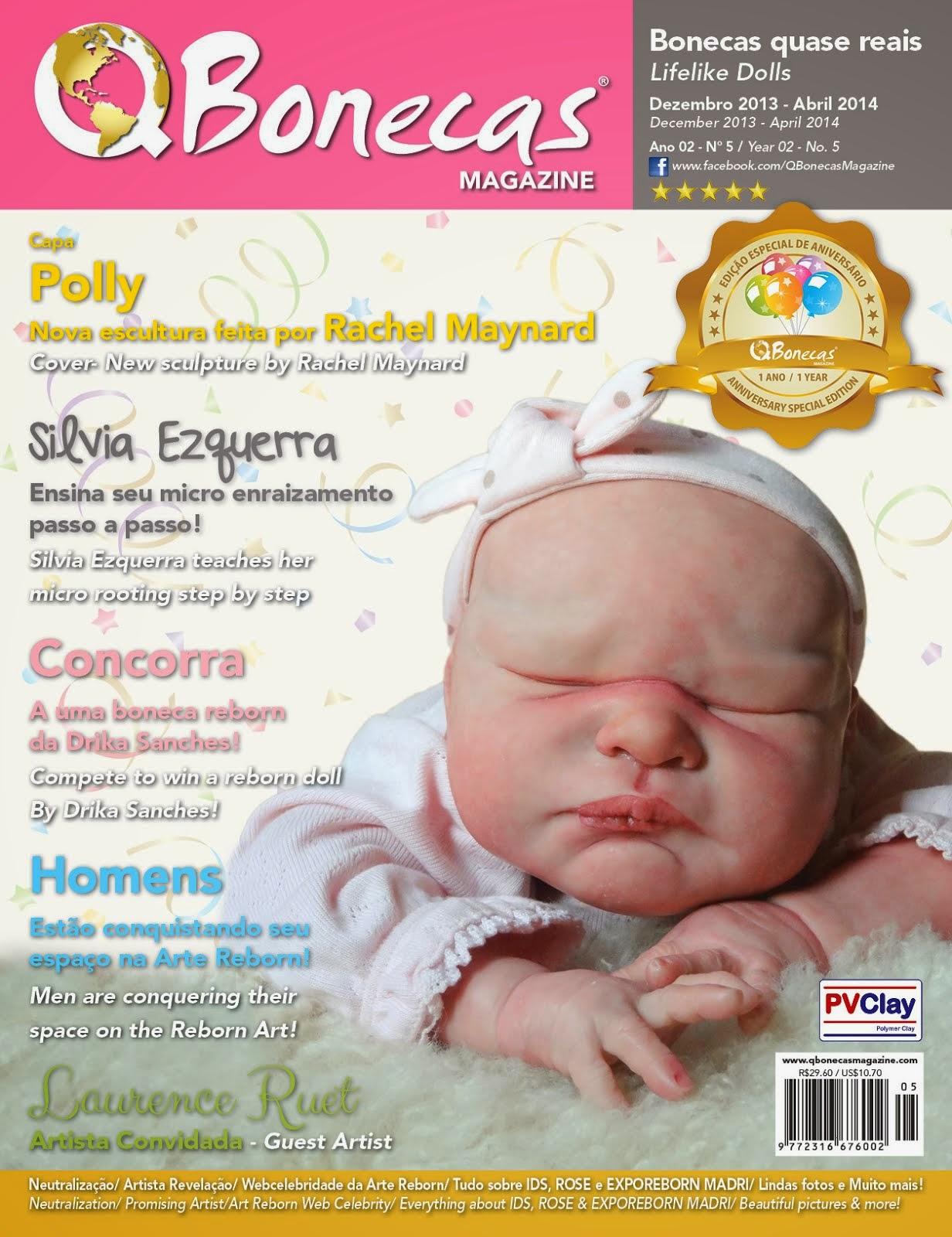 Qbonecas Magazine N.5 , Brasil