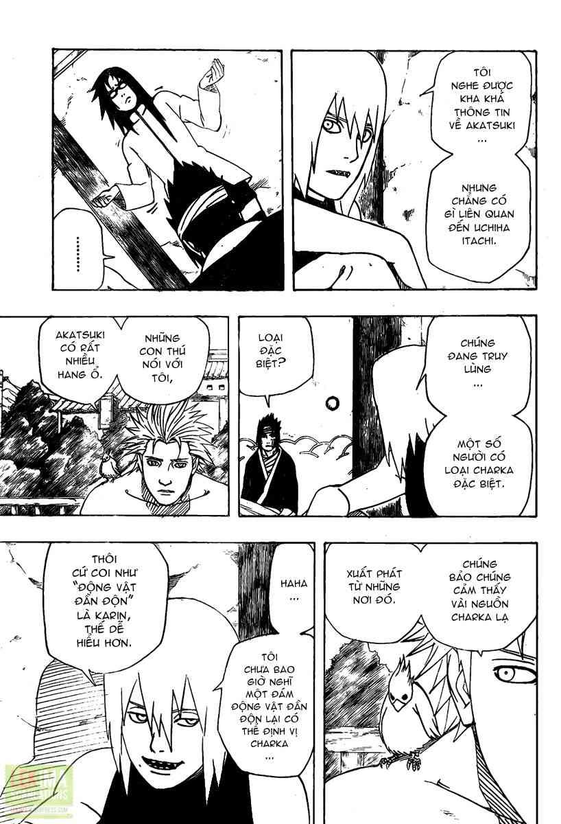 Naruto chap 364 Trang 6 - Mangak.info
