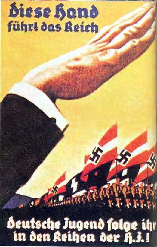 world war ii in pictures german propaganda posters