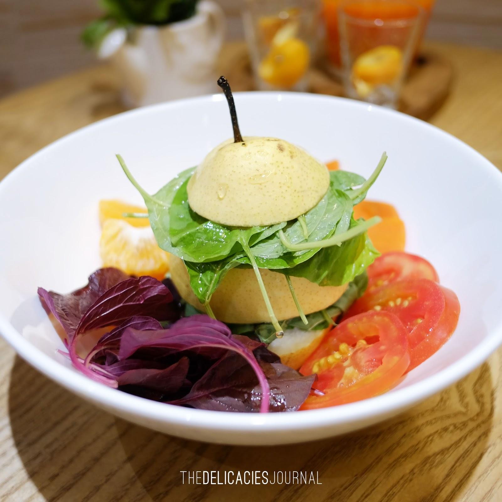 New leaf bar pik jakarta food blogger the for Food bar pik