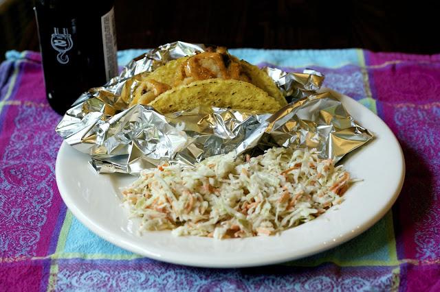 Quick Fish Taco- simplelivingeating.com