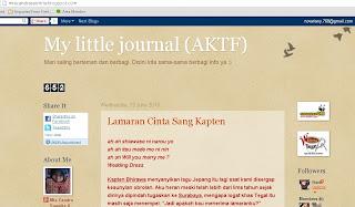 Blognya mia